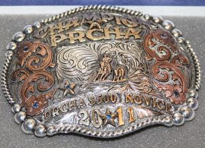 PRCHA 2011 Buckle