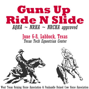 Results from Guns Up Ride NSlide